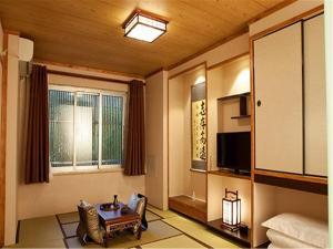 Hongduan Japanese Style Inn, Ubytování v soukromí  Peking - big - 13