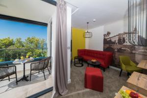 Hotel Esplanade, Hotels  Crikvenica - big - 55