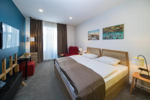 Hotel Esplanade, Hotels  Crikvenica - big - 11