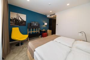 Hotel Esplanade, Hotels  Crikvenica - big - 63