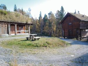 Holiday Home Rauland with Fireplace 12, Case vacanze  Torvetjørn - big - 3