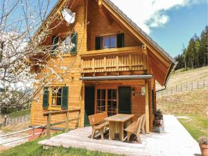 Five-Bedroom Holiday Home in Bad St. Leonhard, Nyaralók  Kliening - big - 1