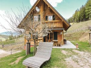 Five-Bedroom Holiday Home in Bad St. Leonhard, Nyaralók  Kliening - big - 19