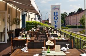 Fleming's Conference Hotel Frankfurt