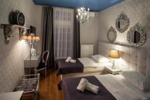Aparthotel Oberża, Апарт-отели  Краков - big - 48