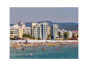 One-Bedroom Apartment in Sunny Beach, Apartments  Sunny Beach - big - 15