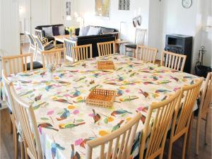 Holiday home Vester Storetoft Fanø XII, Nyaralók  Sønderho - big - 3