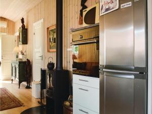 Three-Bedroom Holiday Home in Bjert, Nyaralók  Sønder Bjert - big - 14
