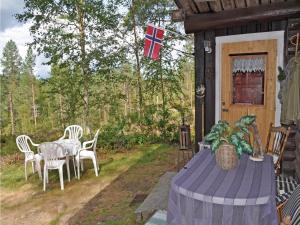 Holiday home Runnsjön Östmark, Nyaralók  Mårbacken - big - 2