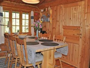 Holiday home Runnsjön Östmark, Nyaralók  Mårbacken - big - 10