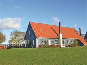 Holiday Home Bandholm with Fireplace 04 - Askø By