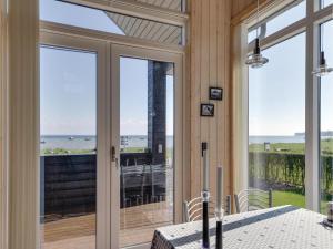 Two-Bedroom Holiday Home in Bjert, Дома для отпуска  Sønder Bjert - big - 2