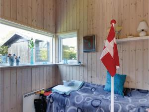 Two-Bedroom Holiday Home in Bjert, Dovolenkové domy  Sønder Bjert - big - 10