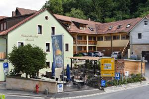 3 hvězdičkový penzion Hotel Gasthof Hereth Wirsberg Německo