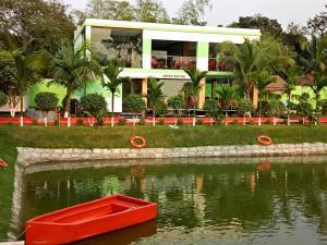 Green View Resort & Convention Center, Курортные отели  Дакка - big - 49