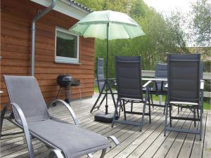 Holiday home Grønkær Høj Vej Haderslev IV, Case vacanze  Kelstrup Strand - big - 23