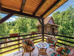 One-Bedroom Holiday Home in Vrbovsko - Moravice