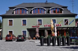 Penzion Stara Fara, Hotel  Makov - big - 23