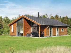 Holiday home Bronzehøjen Højslev - Lund