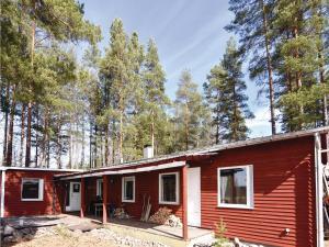 Holiday Home Hagfors with Sauna I, Дома для отпуска  Uvanå - big - 1