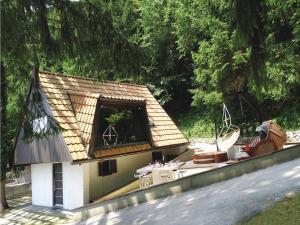 Holiday Home Laze v Tuhinju with a Sauna 03