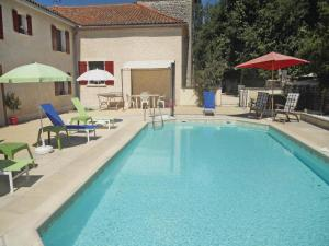 Holiday home Moulin Cacaud N-609, Holiday homes  Verteillac - big - 39
