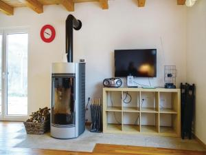 Holiday Home Grgar with Fireplace X