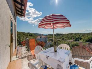 Apartment Filozici with Sea View I