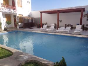 Hotel Hilroq II, Hotels  Ica - big - 66