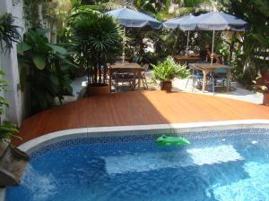 Casa Hotel Jardin Azul, Hotel  Cali - big - 23