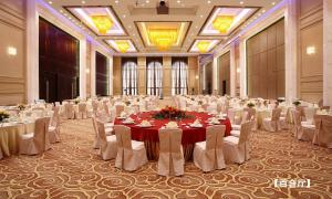 Landison Green Town Hotel Xinchang, Hotely  Xinchang - big - 19