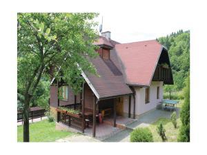 Holiday home Velka Rovne, Holiday homes  Brtalovce - big - 55