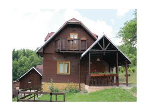 Holiday home Velka Rovne, Holiday homes  Brtalovce - big - 54