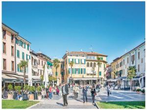 Easy Apartments Peschiera 2c, Apartmanok  Peschiera del Garda - big - 22