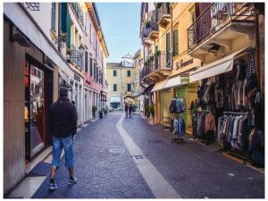 Easy Apartments Peschiera 2c, Appartamenti  Peschiera del Garda - big - 20