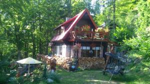 Ferienhaus Chata u sovicky Malino Brdo Ružomberok Slowakei