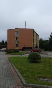Apartament Nadmorski Błękitny