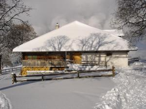 Chalet Sunneschyn, Апартаменты  Schwanden - big - 24