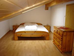 Chalet Sunneschyn, Апартаменты  Schwanden - big - 6