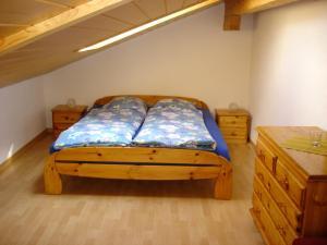 Chalet Sunneschyn, Апартаменты  Schwanden - big - 5