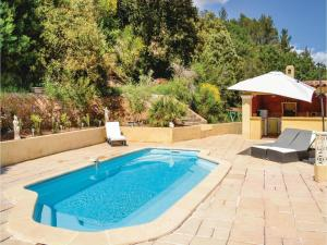 Three-Bedroom Holiday Home in Meounes Les Montrieux, Holiday homes  Méounes-lès-Montrieux - big - 21