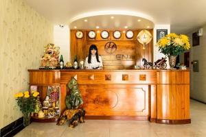 Auberges de jeunesse - Ha Tien Happy Hotel