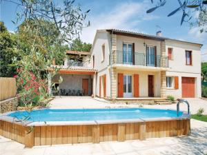Holiday home Vallabrix with Outdoor Swimming Pool 405 - Saint-Quentin-la-Poterie