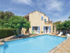Three-Bedroom Holiday Home in Collias - Hotel