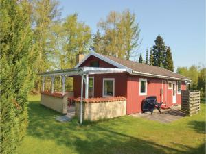 Three-Bedroom Holiday Home in Vaggerlose