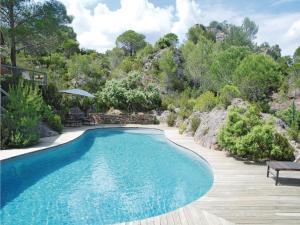 Holiday home Le Pigeonnier, Prázdninové domy  Mourèze - big - 35