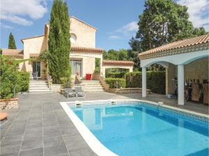 Five Bedroom Holiday Home in Thezan les Beziers