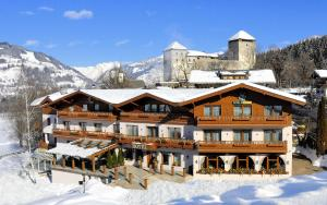 Accommodation in Kaprun