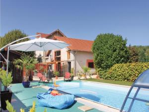 Holiday home Saint Jean de Moirans with Sauna 435 - Hotel - Saint-Jean-de-Moirans