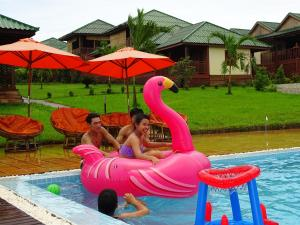 Ratanakiri Paradise Hotel & SPA, Отели  Banlung - big - 20
